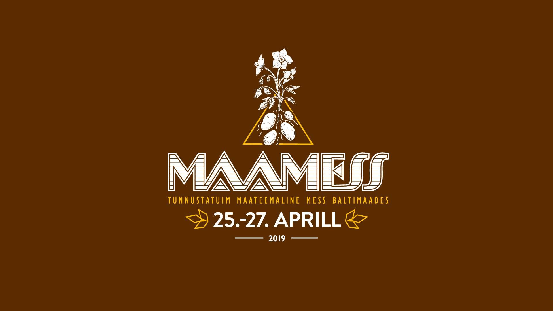 ORGANIQ izstādē MAAMESS 2019 Tartu, Igaunijā.
